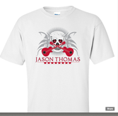 Jason Thomas White Tshirt